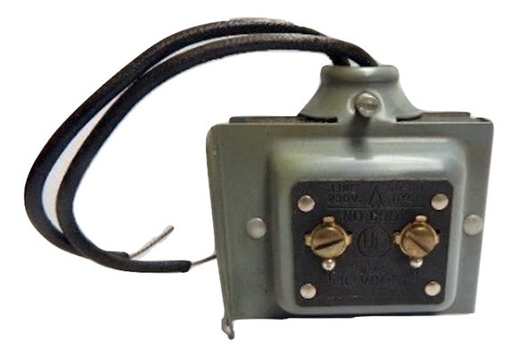 Edwards Signaling   890-Y     Doorbell Transformer 330V 50-60 Cycle Primary 10V 5 Watt