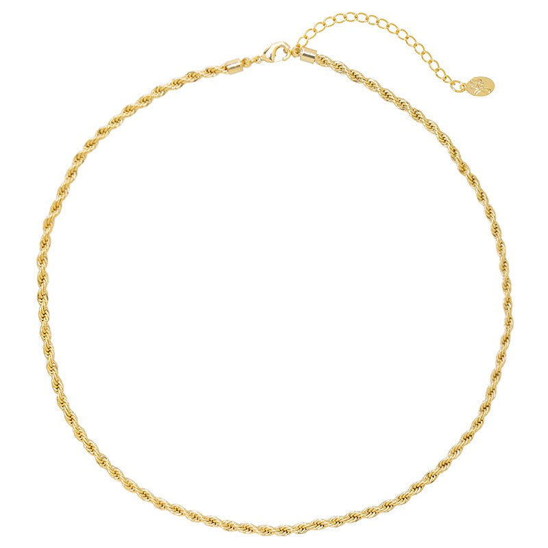 Chain Reaction Ketting - Goud, Zilver