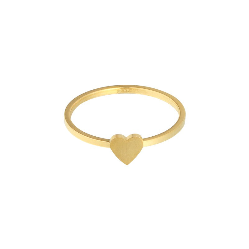 Ring my sweetheart - Gold, Silver