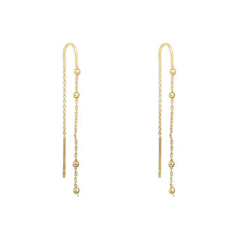 Earrings Rodeo - Gold/Silver