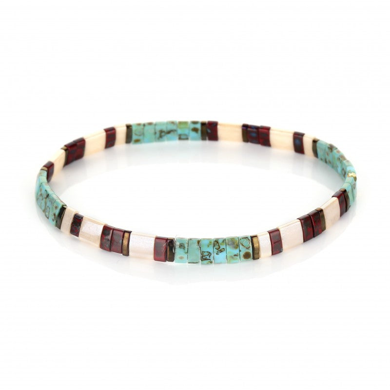 Japanese Beaded Bracelet - Different Colors