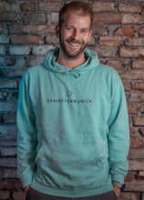 Lade das Bild in den Galerie-Viewer, BMC 'ZWEI' Hoodie - peppermint