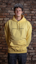 Lade das Bild in den Galerie-Viewer, BMC 'ZWEI' Hoodie - sherbet lemon