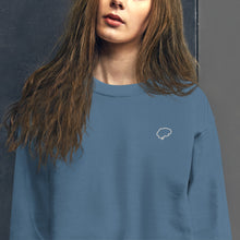 Lade das Bild in den Galerie-Viewer, BMC 'DREI' Sweater indigo
