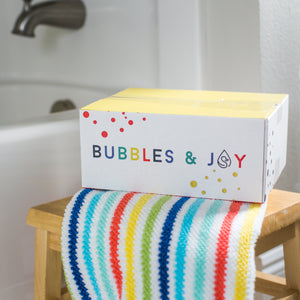 What is Bubbles and Joy?