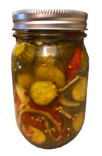 Load image into Gallery viewer, Bread & Butter Spicy Pickles