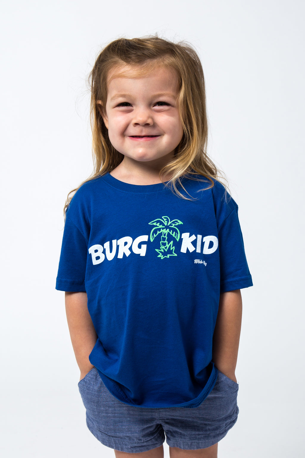 Burg Kid Palm Tee