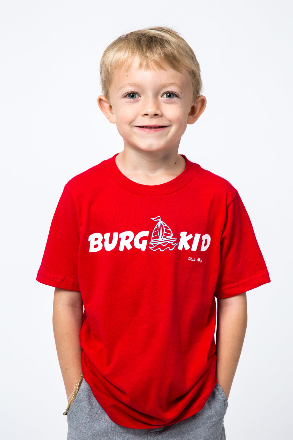 Burg Kid Sail Tee