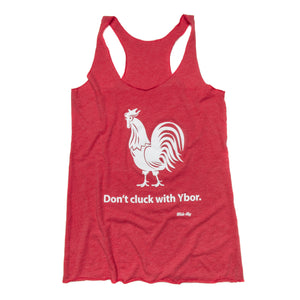 Don't Cluck Racerback Tank