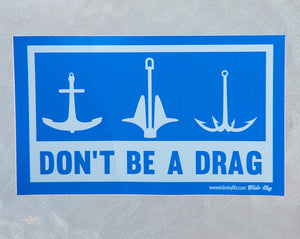 Drag Sticker