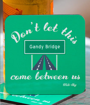 Gandy Bridge Coaster