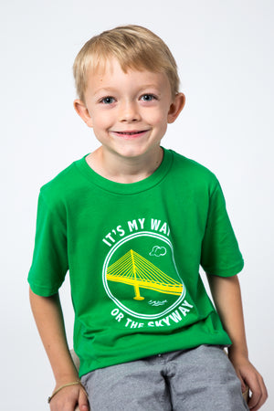 Kids Skyway Tee