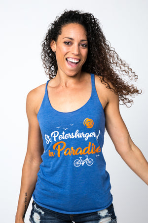 St. Petersburger Racerback Tank