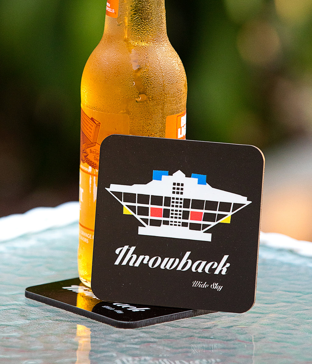 Thowback Coaster