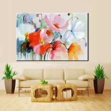 Load image into Gallery viewer, Abstract Watercolor Flowers
