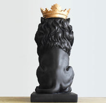 Load image into Gallery viewer, Lion with Crown