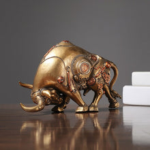 Load image into Gallery viewer, Mechanical Bull Statue