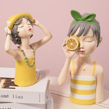 Load image into Gallery viewer, Sunny Girl Figurines