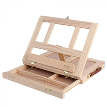 Load image into Gallery viewer, Multifunctional Art Desk Easel