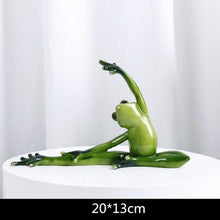 Load image into Gallery viewer, Yoga Frog