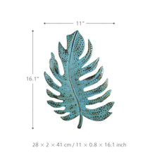 Load image into Gallery viewer, Iron Blue Leaf