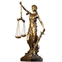 Load image into Gallery viewer, Lady Justice Statue