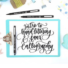 Load image into Gallery viewer, Calligraphy Waterproof Markers Pen