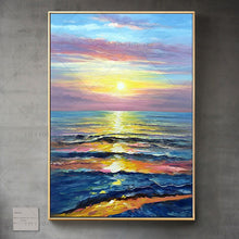 Load image into Gallery viewer, Abstract Sea & Beach