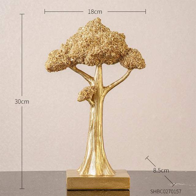 Golden Money Tree