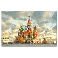 Load image into Gallery viewer, Red Square In Moscow