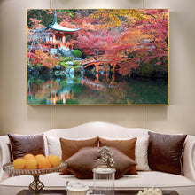 Load image into Gallery viewer, Daigoji Temple Print