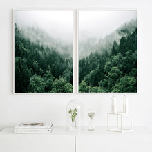 Load image into Gallery viewer, Foggy Forest
