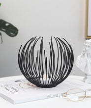 Load image into Gallery viewer, Abstract Ball Candleholder
