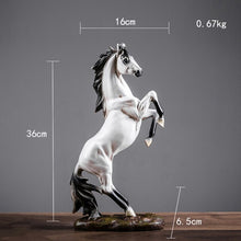 Load image into Gallery viewer, Modern Horse Statue