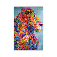 Load image into Gallery viewer, Lion In Color