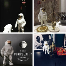 Load image into Gallery viewer, Ceramic Astronaut Vase