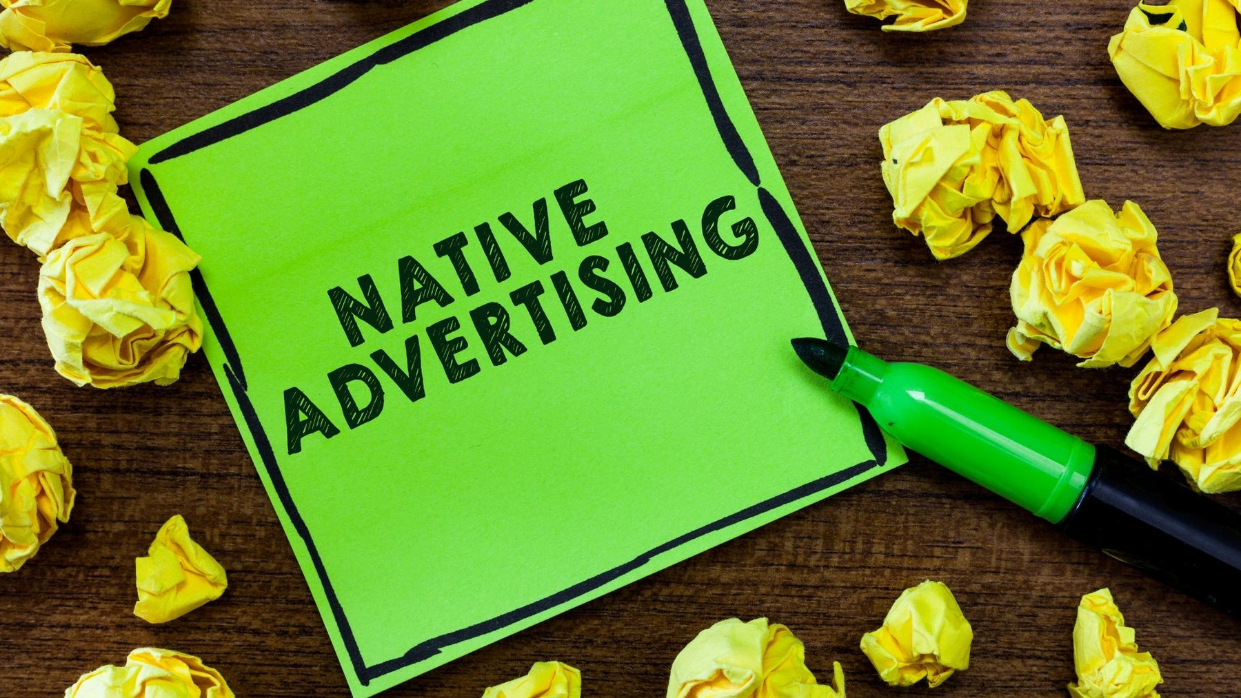 Why Using Native Advertising Is a Better Choice