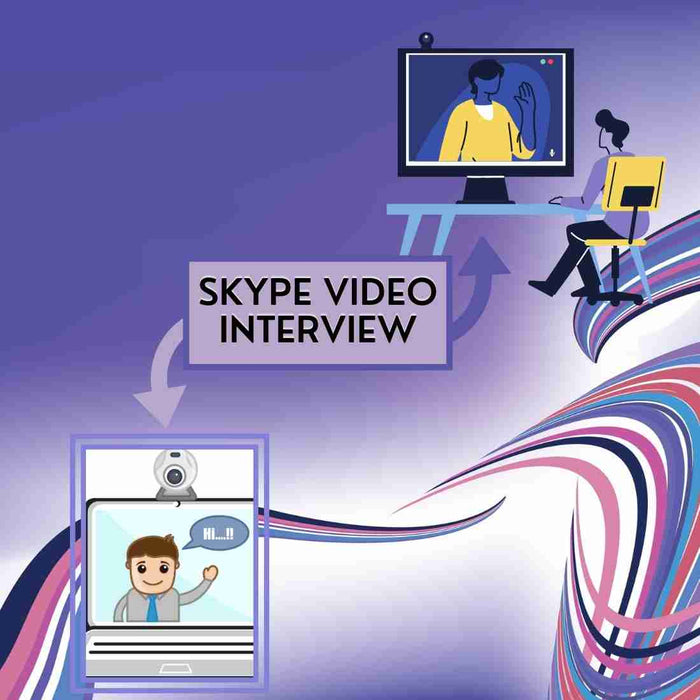1 Skype Video Interview on the website of Global Banking & Finance Review