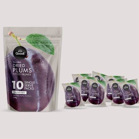 Goodi Dried Plums 10x20g