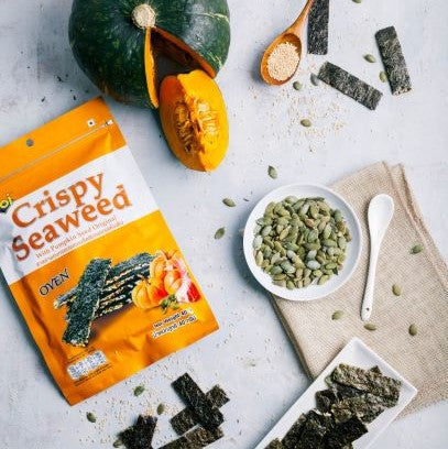 NOI Crispy Seaweed with Pumpkin Seeds 40g