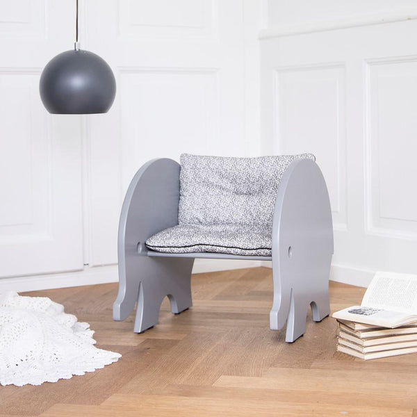 Eskild Toddler Chair - Stormy Grey