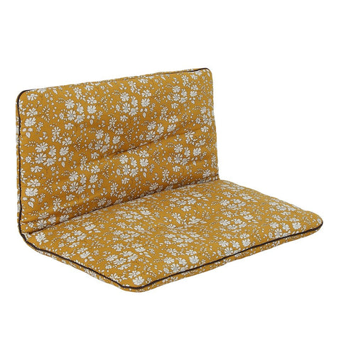 Esther Cushion - Mustard - Liberty of London Edition