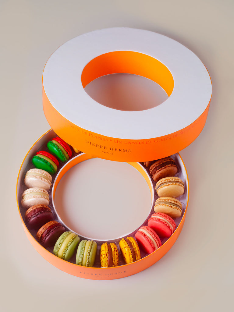 Cajas Signatura Coffrets signature macarons - Initiation