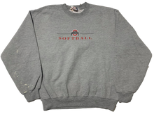 Indlæs billede til gallerivisning Vintage Ohio State SOFTBALL Sweater - Medium