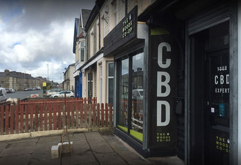 CBD Shop in Lancashire