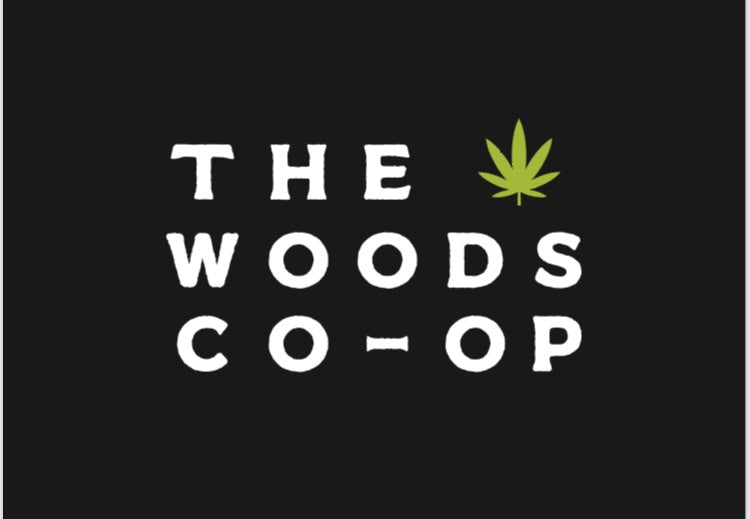 The woods co-op gift card.
