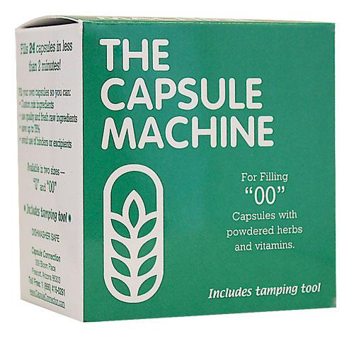 The capsule machine 00