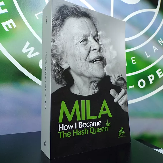 MILA. How i became the hash queen