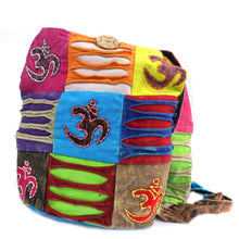 Load image into Gallery viewer, Ethnic Sling Bag - Sand / Peace