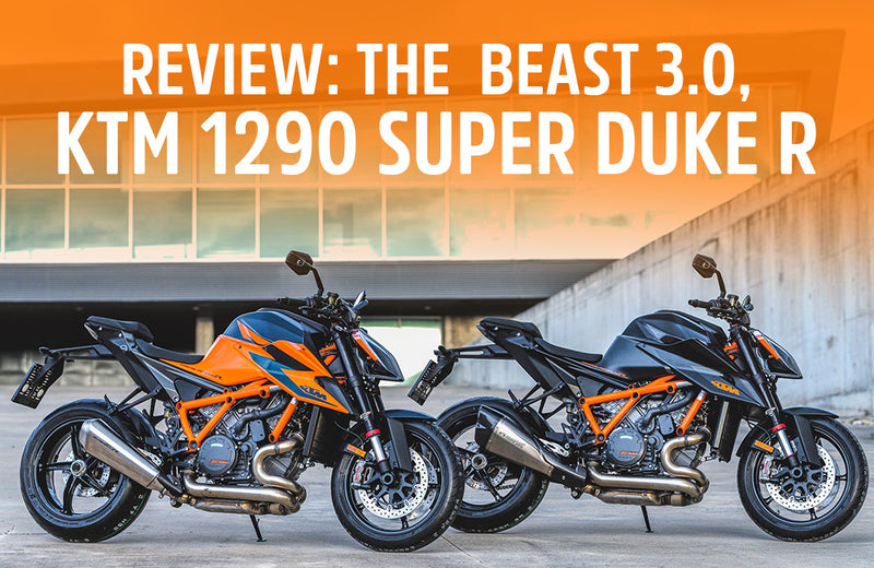 Review: The Beast 3.0, KTM 1290 Super Duke R